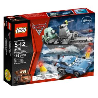 LEGO Escape at Sea Toy Set