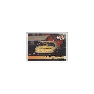 Iaconios Car (Trading Card) 1992 Pro Set NHRA #141 Collectibles