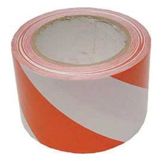 Accuform Signs PTM738RDWT Floor Marking Tape, Roll, 3In W, 108 ft. L