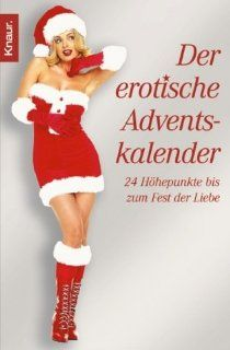 Hotn Holy. Ein erotischer Weihnachtskalender. Susanne