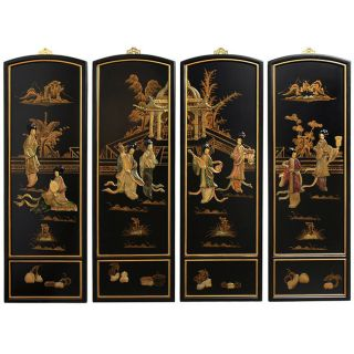 Ladies Soapstone Wall Plaques (China) Today: $178.00