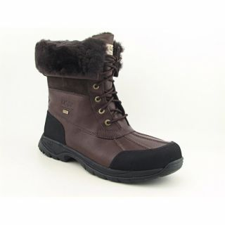 UGG Australia Mens Brown Butte Winter Boots Today $177.99