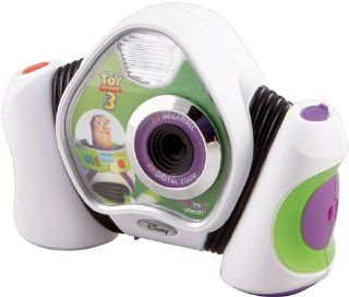 VTECH 80 115504   Kidizoom Pro Toy Story 3 Buzz Lightyear