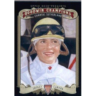 Goodwin Champions Trading Card # 142 Chantal Sutherland Collectibles