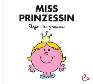 Miss Prinzessin Roger Hargreaves, Lisa Buchner Bücher
