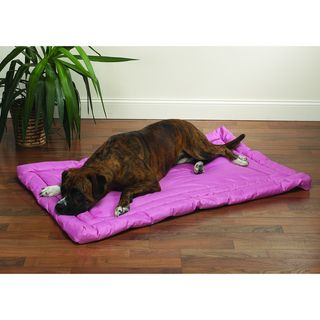 Slumber Pet Pink Water resistant Bed