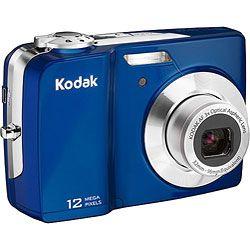 Kodak EasyShare C182 12MP Blue Digital Camera (Refurbished
