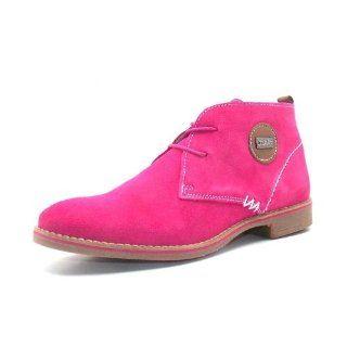 Seaside Stiefelette Damen Schuh Frühlings Schuhe 4413220 Rosa: