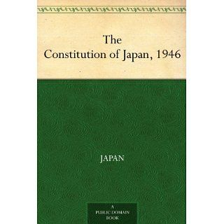 The Constitution of Japan, 1946 Japan Kindle Store