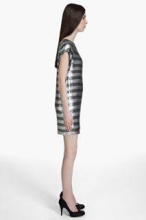 Haute Hippie Sequin Stripe Dress for women