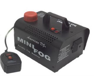 American DJ 450W Mini Fogger Machine (Refurbished)