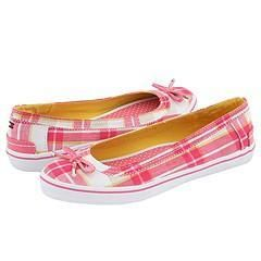 Tommy Hilfiger Bellflower Pink Gerber Plaid
