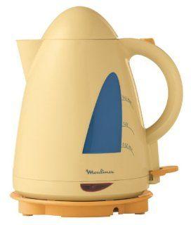 Moulinex 888480 Wasserkocher Sole gelb Küche & Haushalt
