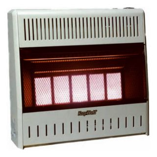 Vanguard 5 Brick Gas Wall Heater Propane Or Natural Brown 2742