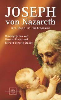 Joseph von Nazareth Der Mann im Hintergrund German Rovira
