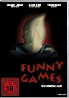 Funny Games Susanne Lothar, Ulrich Mühe, Frank Giering
