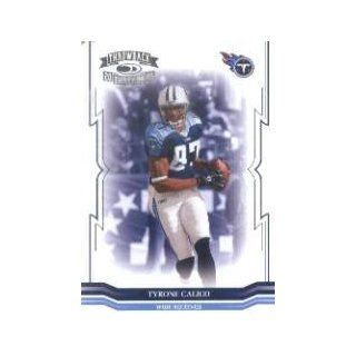2005 Throwback Threads #143 Tyrone Calico Collectibles