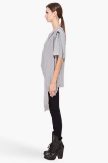 Maison Martin Margiela Draped T shirt for women
