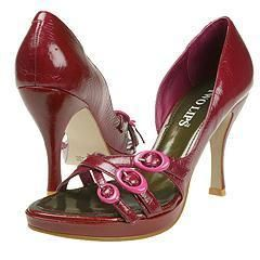 Two Lips Emanuela New Fuschia Pumps/Heels