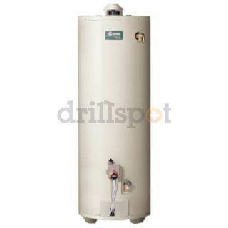 Reliance Water Heater CO 6 50 YORT 4 50GAL Natural GasWTR Heater