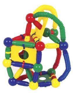 Guidecraft Magnetos Master Builder 148 Piece: Toys & Games