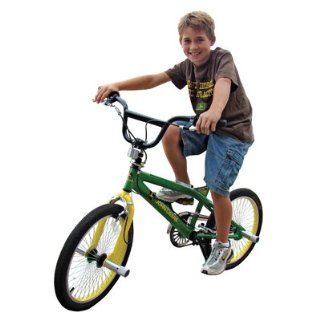 John Deere 20 Bicycle: Toys & Games