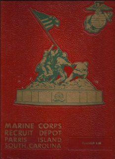 DEPOT PARRIS ISLAND SOUTH CAROLINA Platoon 148: n/a: Books