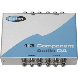 Gefen EXT COMPAUD 143 13 Component Audio Distribution