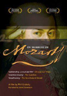 In Search of Mozart Juliet Stevenson, Phil Grabsky