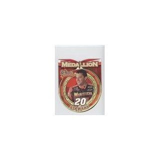 Tony Stewart (Trading Card) 2005 Wheels American Thunder Medallion #