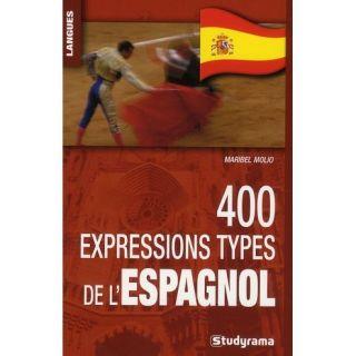 250 expressions types de lespagnol   Achat / Vente livre Molio pas