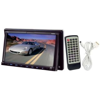 Pyle PLDN73I Car DVD Player   7 LCD   320 W   Double DIN