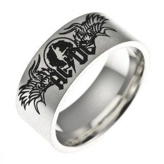 AC/DC Ring 925 Silber inkl. Lasergravur 8101.02 064 Schumann Design