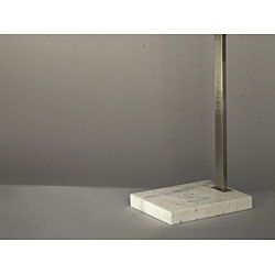 Tangent 2 light Nickel Arc Lamp
