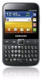 Galaxy Y Pro B5510 (QWERTY, Schwarz): Weitere Artikel