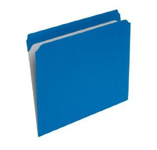 Pendaflex Color Reinforced Top File Folders, Letter Size