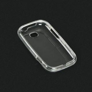 Luxmo Motorola Bravo Clear Protector Case
