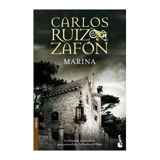 Marina (Booket Logista): Carlos Ruiz Zafón: Englische