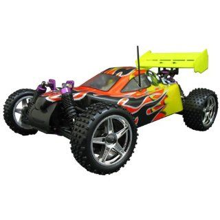 Seben Buggy Verbrenner RTR >75km/h 4WD 2,4GHZ 1/10 + kostenloser