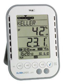 TFA 303039 HygroLoggPro Profi Thermo Hygrometer mit
