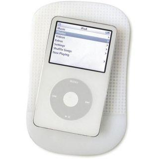 iSticky Pad White iPod Holder