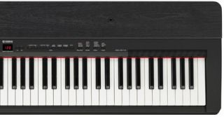 Yamaha P 155 Digital Piano   Ebony