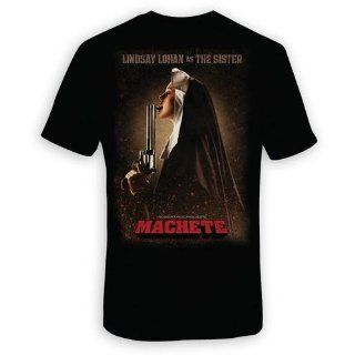 Machete T Shirt Lindsay Lohan as the Sister   T Shirt Gr. XL
