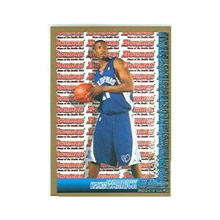 2005 06 Bowman Gold #158 Hakim Warrick: Collectibles