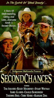 Second Chances [VHS] Tom Amandes, Isabel Glasser, Kelsey
