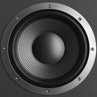 JBL ES150PBK 300 Watt Powered 10 Inch Subwoofer   Black