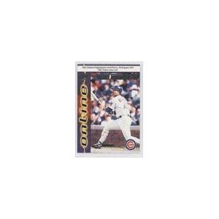 90s Rodriguez, Chicago Cubs (Baseball Card) 1998 Pacific Online #152
