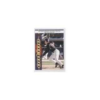 Jeff Abbott Chicago White Sox (Baseball Card) 1998 Pacific Online #159