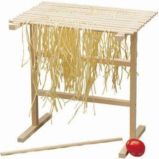 VillaWare V515 Wooden Pasta Drying Rack