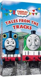 Thomas & Friends Tales from the Track [VHS] Explore